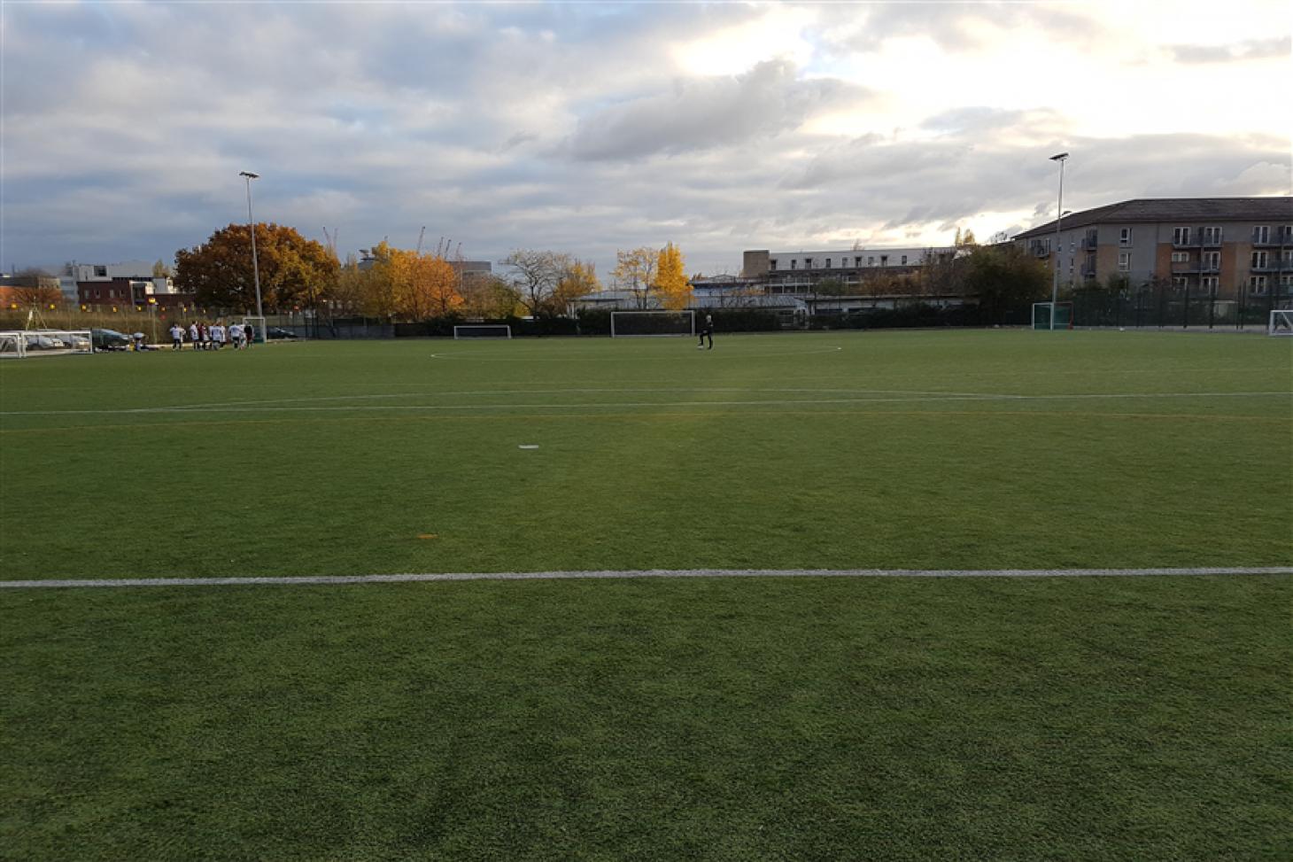 Ark Burlington Danes Academy 11 a side | 3G Astroturf football pitch