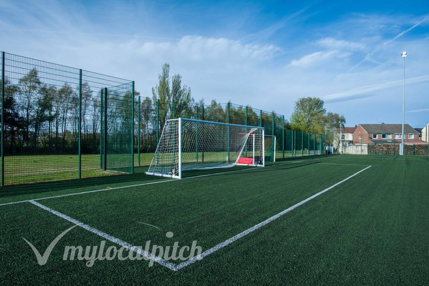 Irlam and Cadishead College 11 a side | Astroturf football pitch