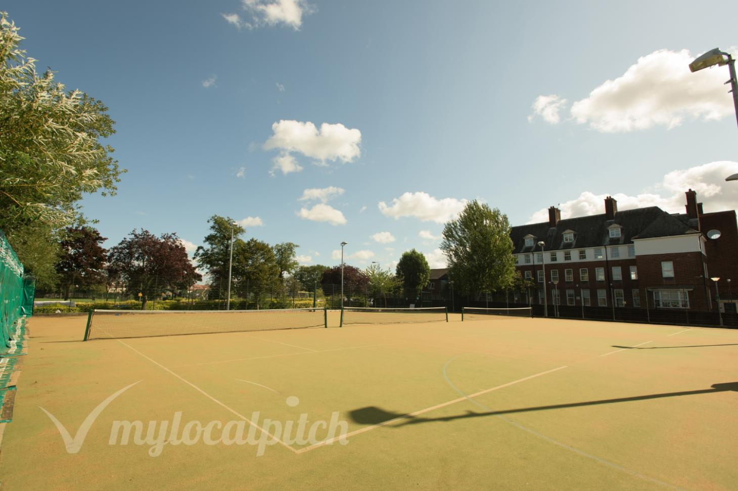 Furzedown Recreation Centre Outdoor   Astroturf tennis court