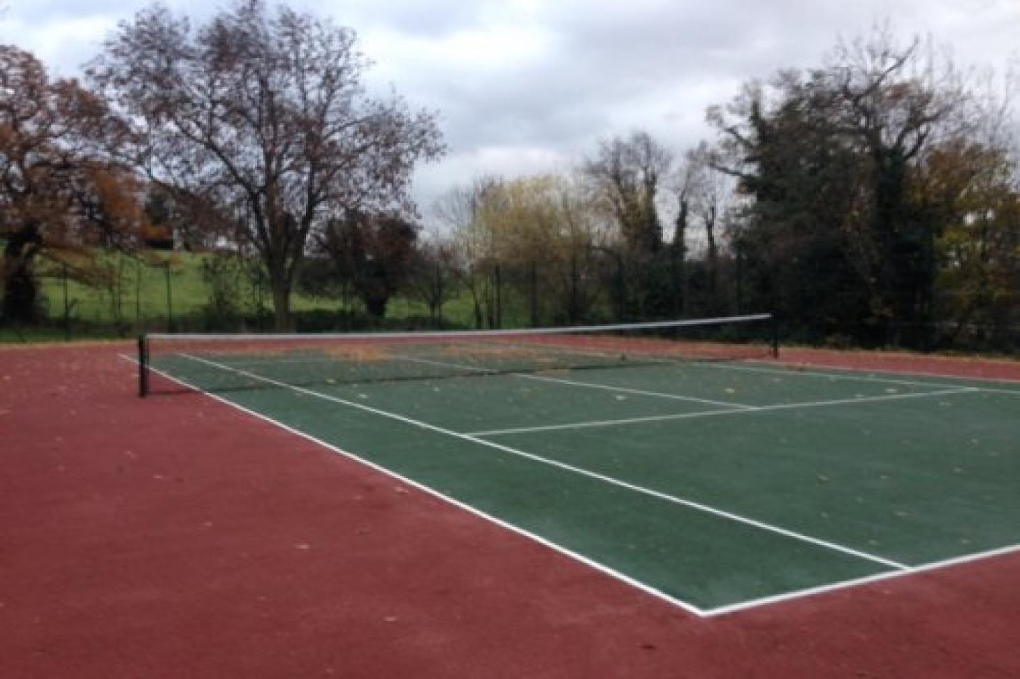 The Rookery Outdoor | Hard (macadam) tennis court