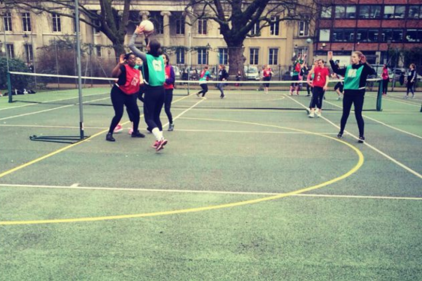 Lincoln's Inn Fields Outdoor | Hard (macadam) netball court
