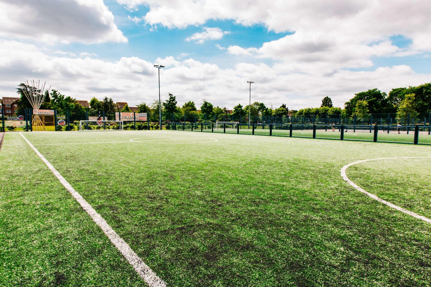 Aqua Vale Swimming and Fitness Centre 6 a side | 3G Astroturf football pitch
