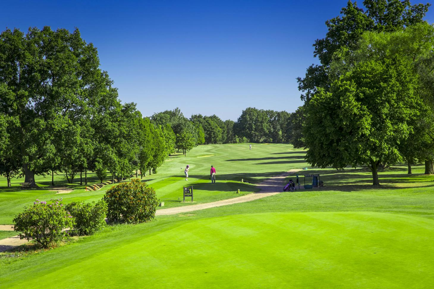 Hendon Golf Club 18 hole golf course
