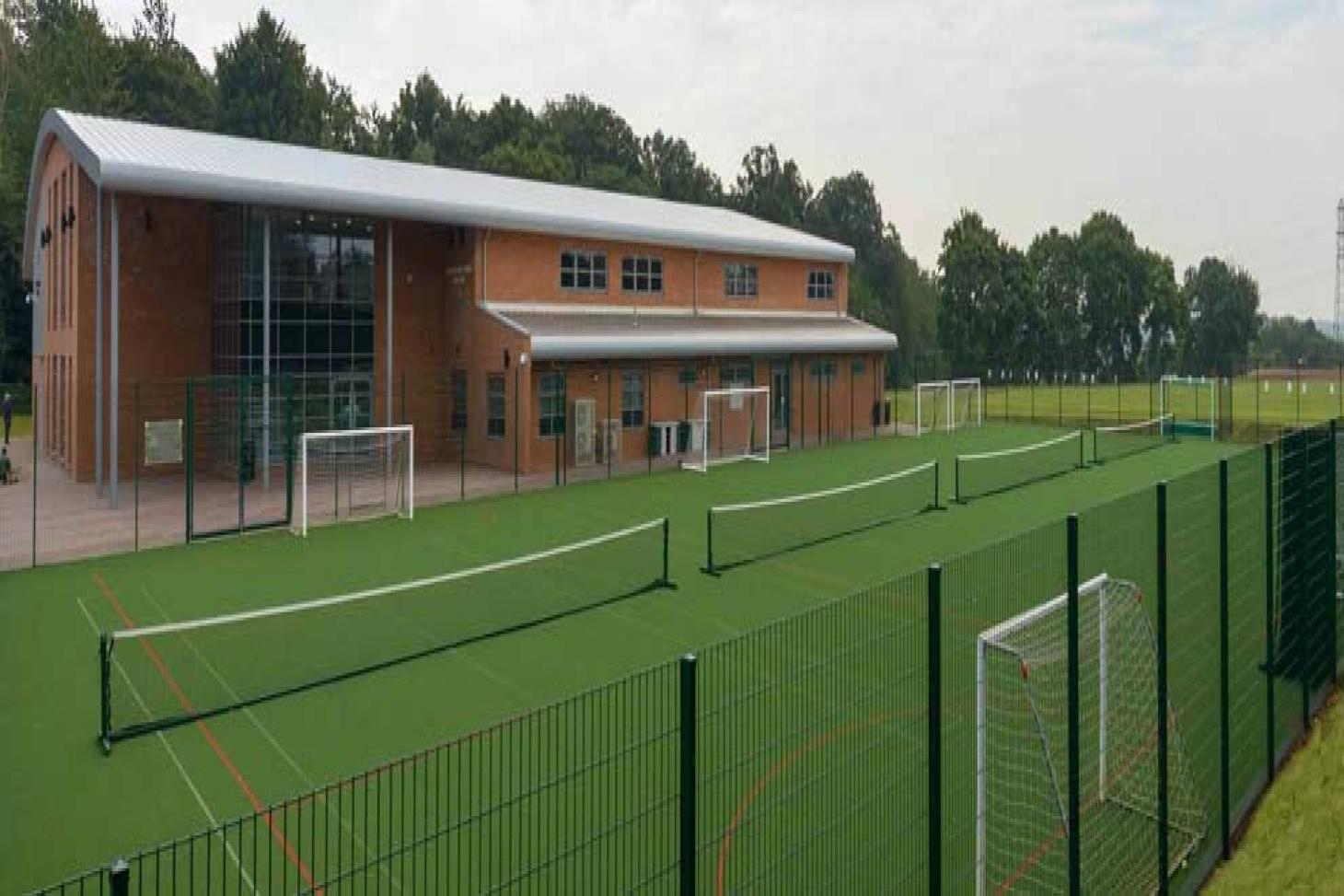 Rickmansworth School Sports Centre 11 a side | 3G Astroturf football pitch