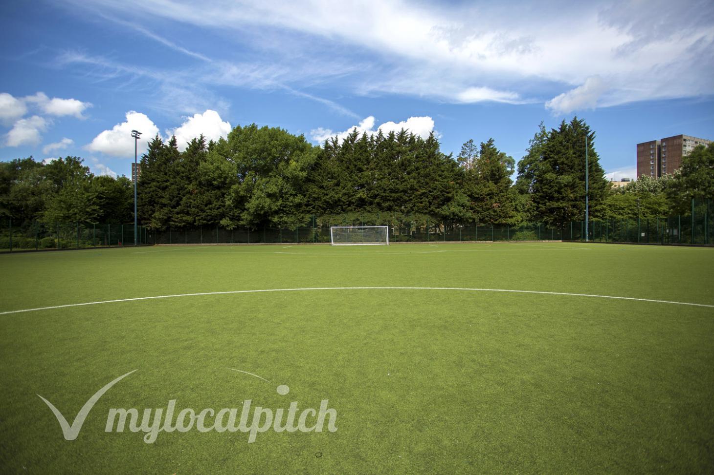 Paddington Recreation Ground 11 a side | 3G Astroturf football pitch