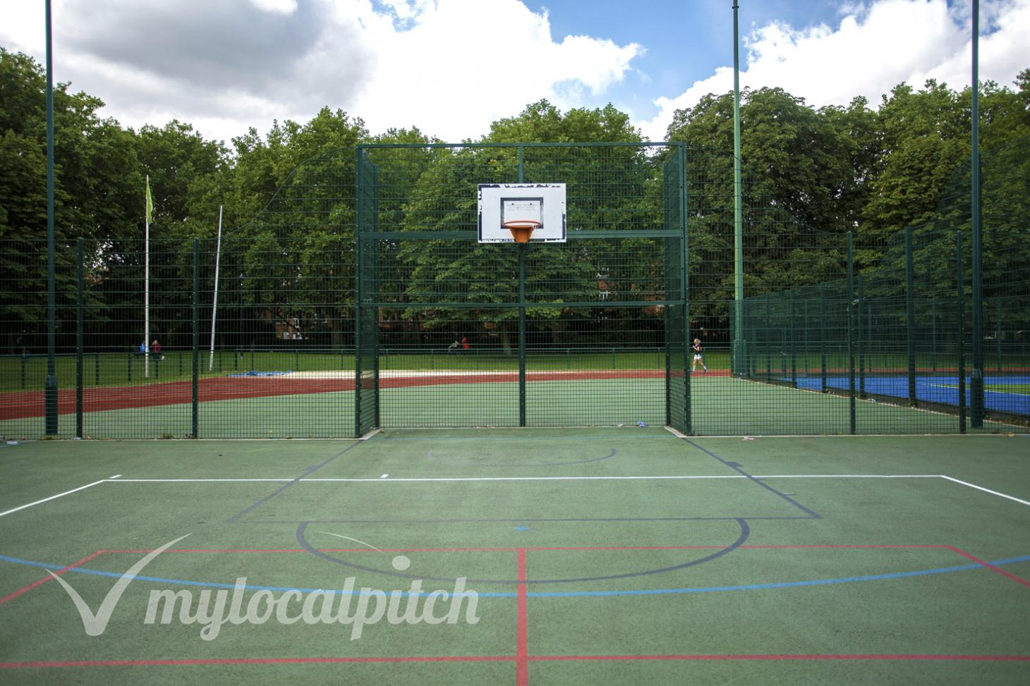 Paddington Recreation Ground Outdoor | Hard (macadam) basketball court