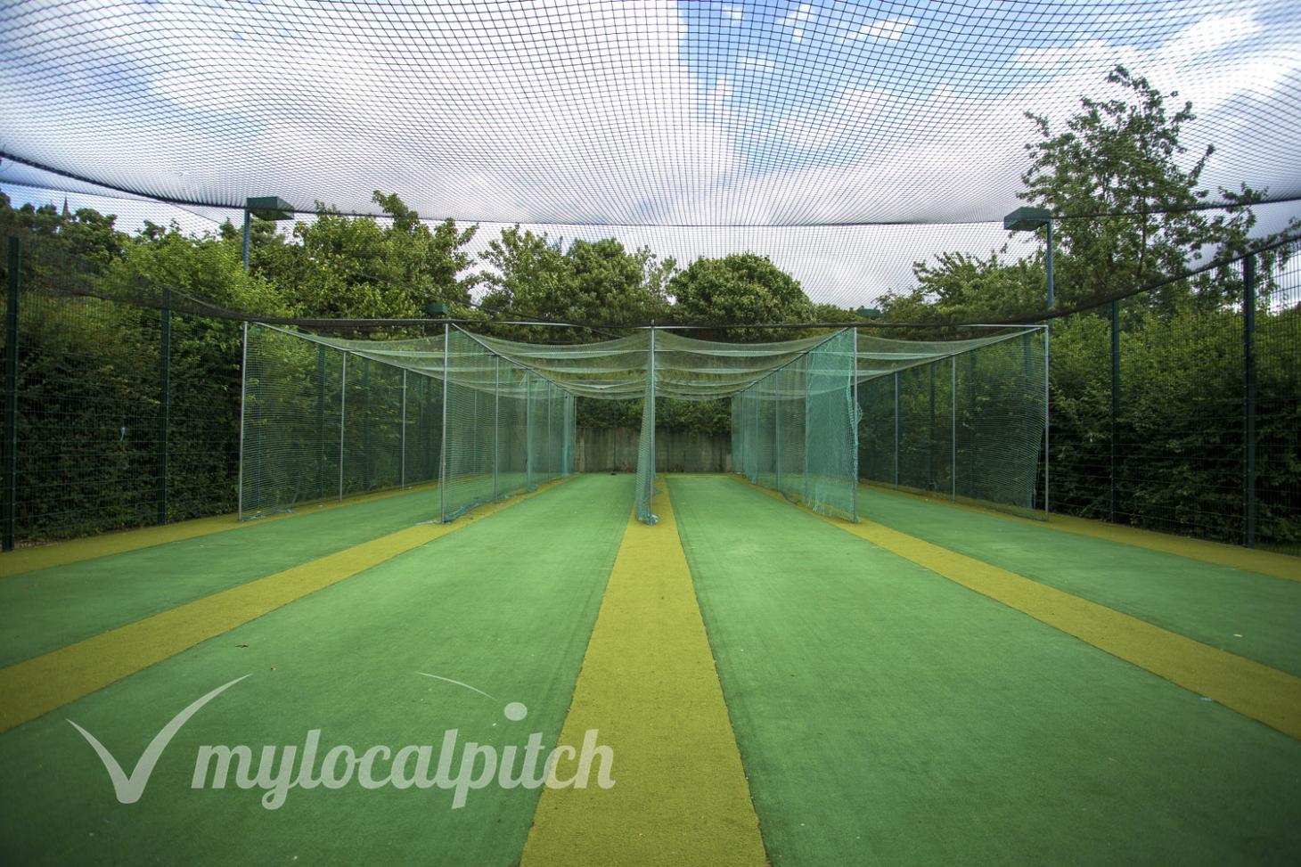 Paddington Recreation Ground Nets   Artificial cricket facilities
