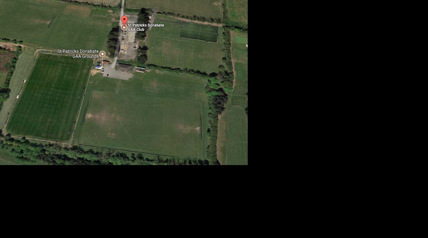 St Patricks GAA Club Full size | Grass gaa pitch