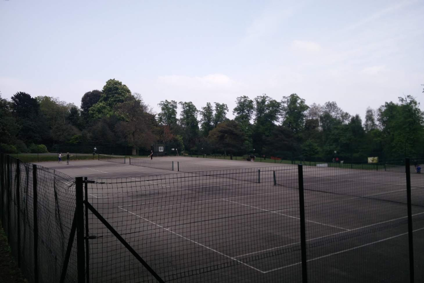 Waterlow Park Outdoor | Hard (macadam) tennis court