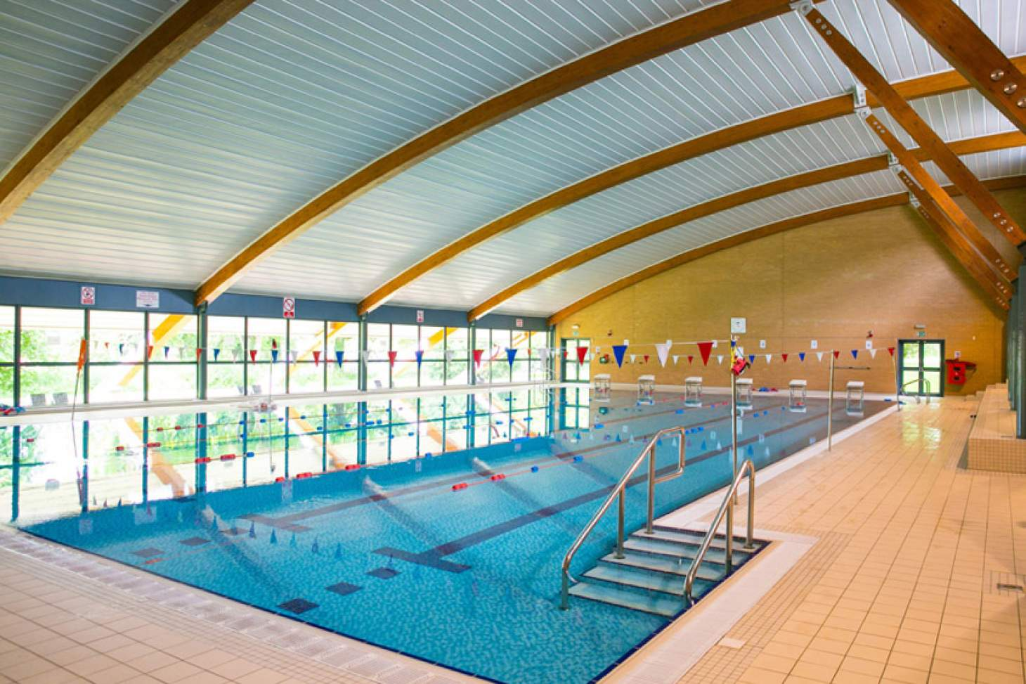 St Helen's Sports Complex Indoor swimming pool