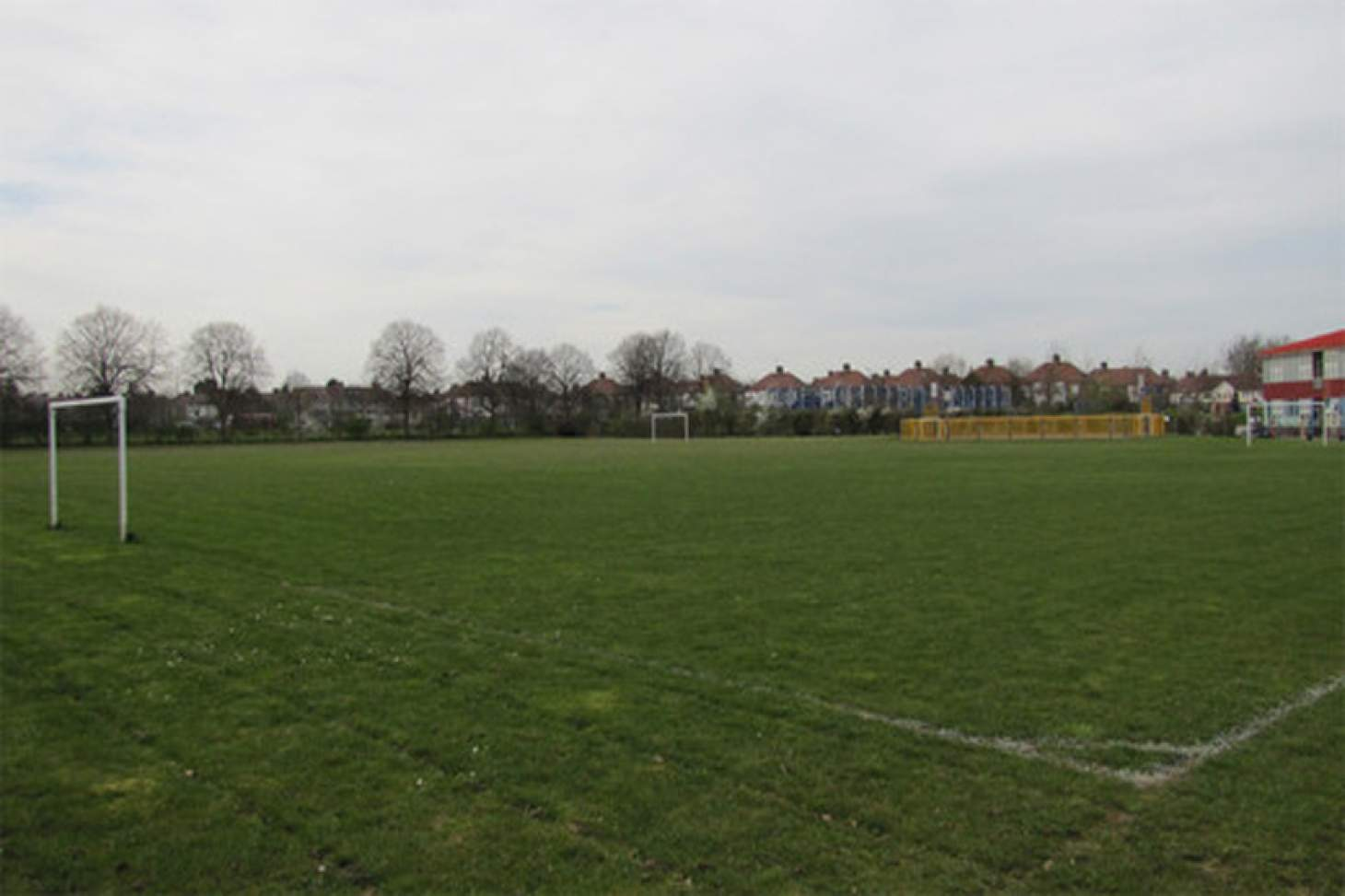 Wilbury Primary School 11 a side | Grass football pitch
