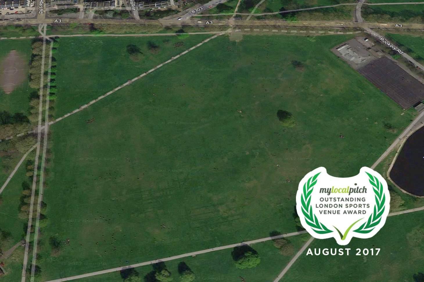 Clapham Common Nets   Artificial cricket facilities