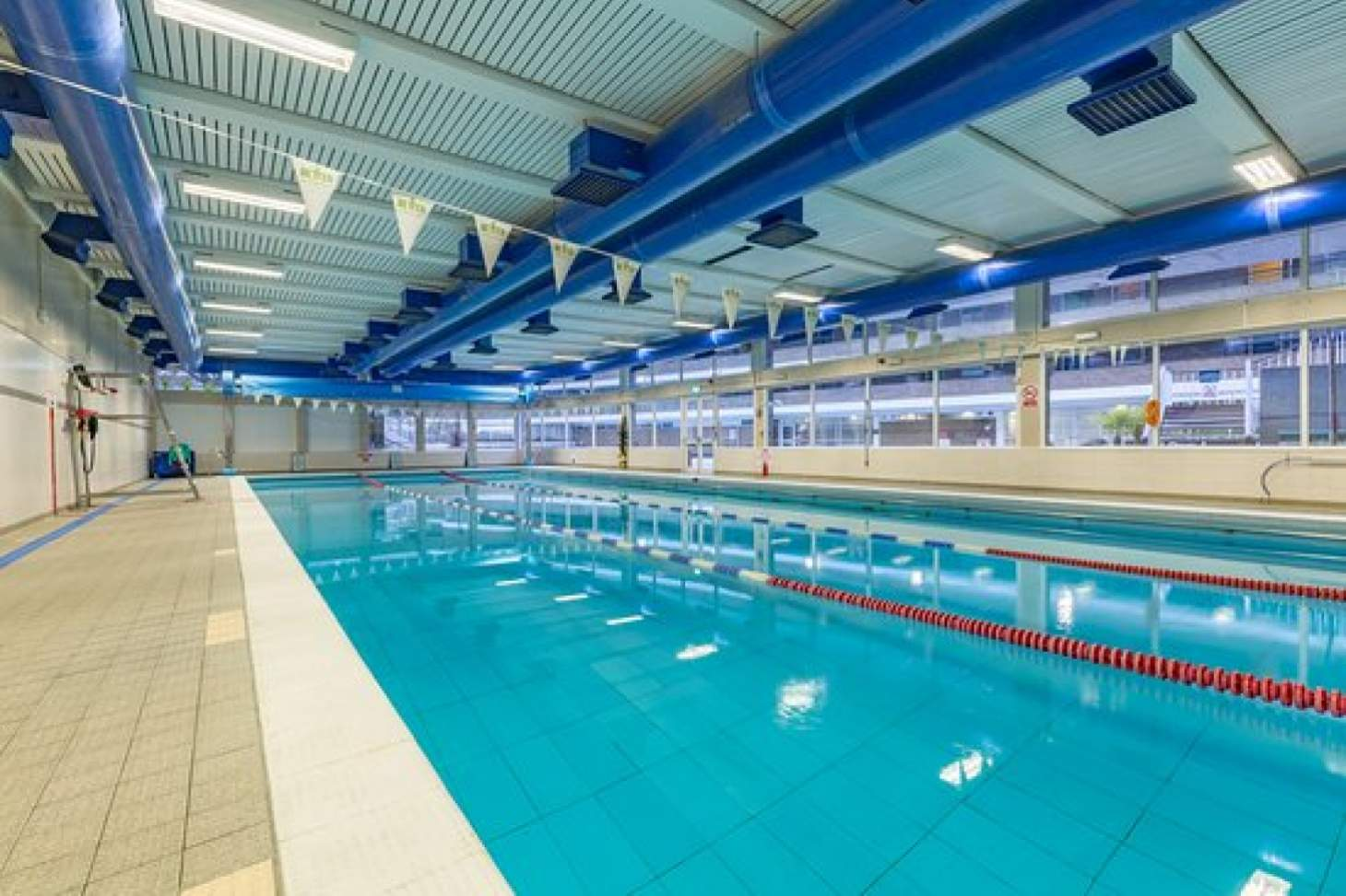 Oasis Sports Centre Indoor swimming pool