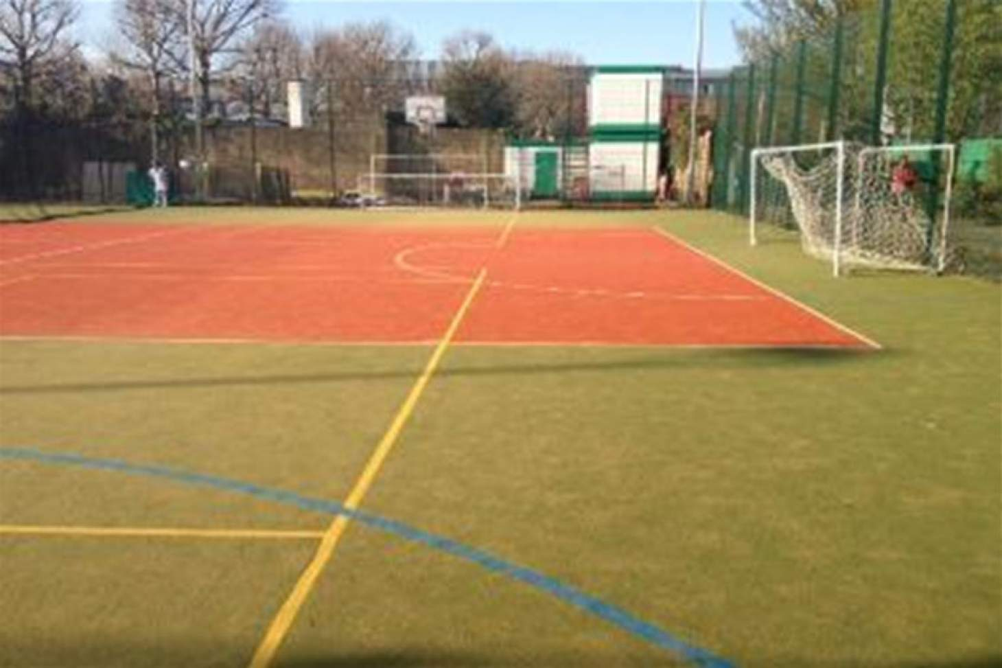 Westbourne Park Astroturf 7 a side | Astroturf football pitch
