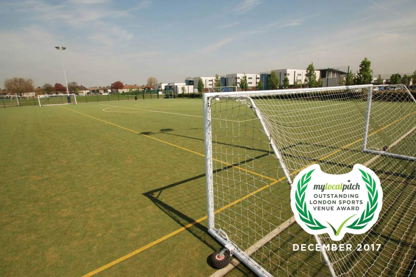 Castle Green Leisure Centre 5 a side   Astroturf football pitch