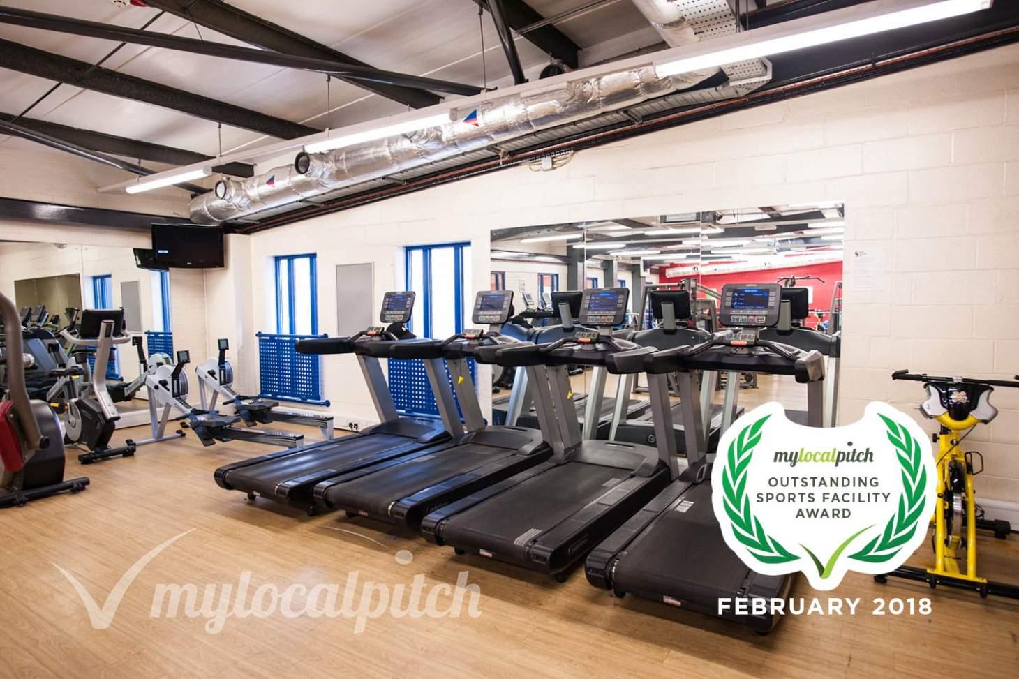 Ordsall Leisure Centre Gym gym