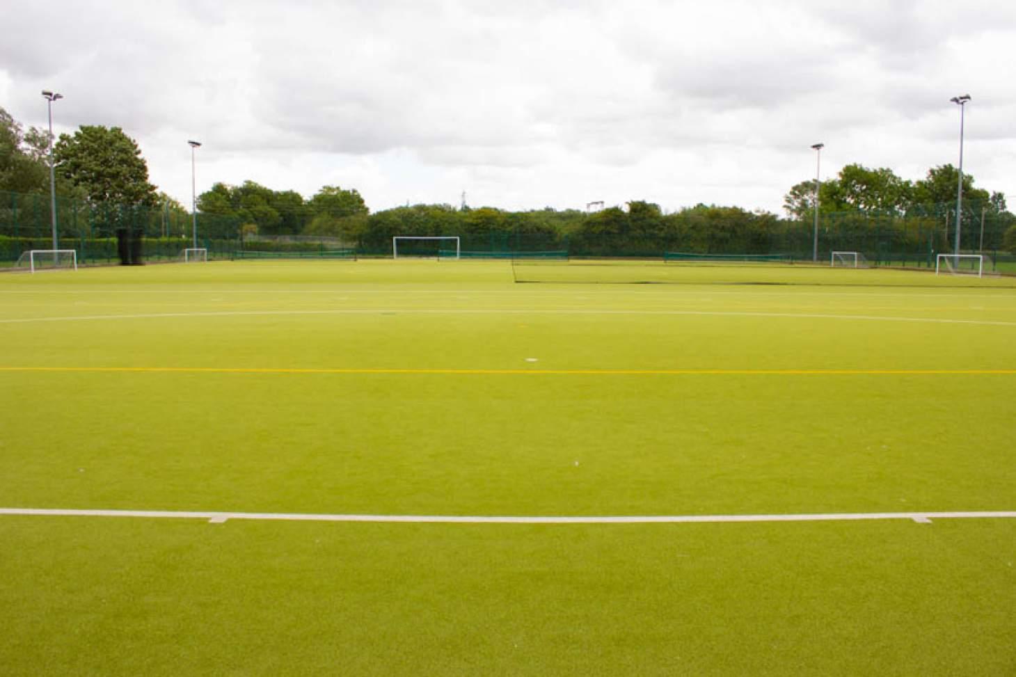 Haileybury Turnford School 11 a side | Astroturf football pitch