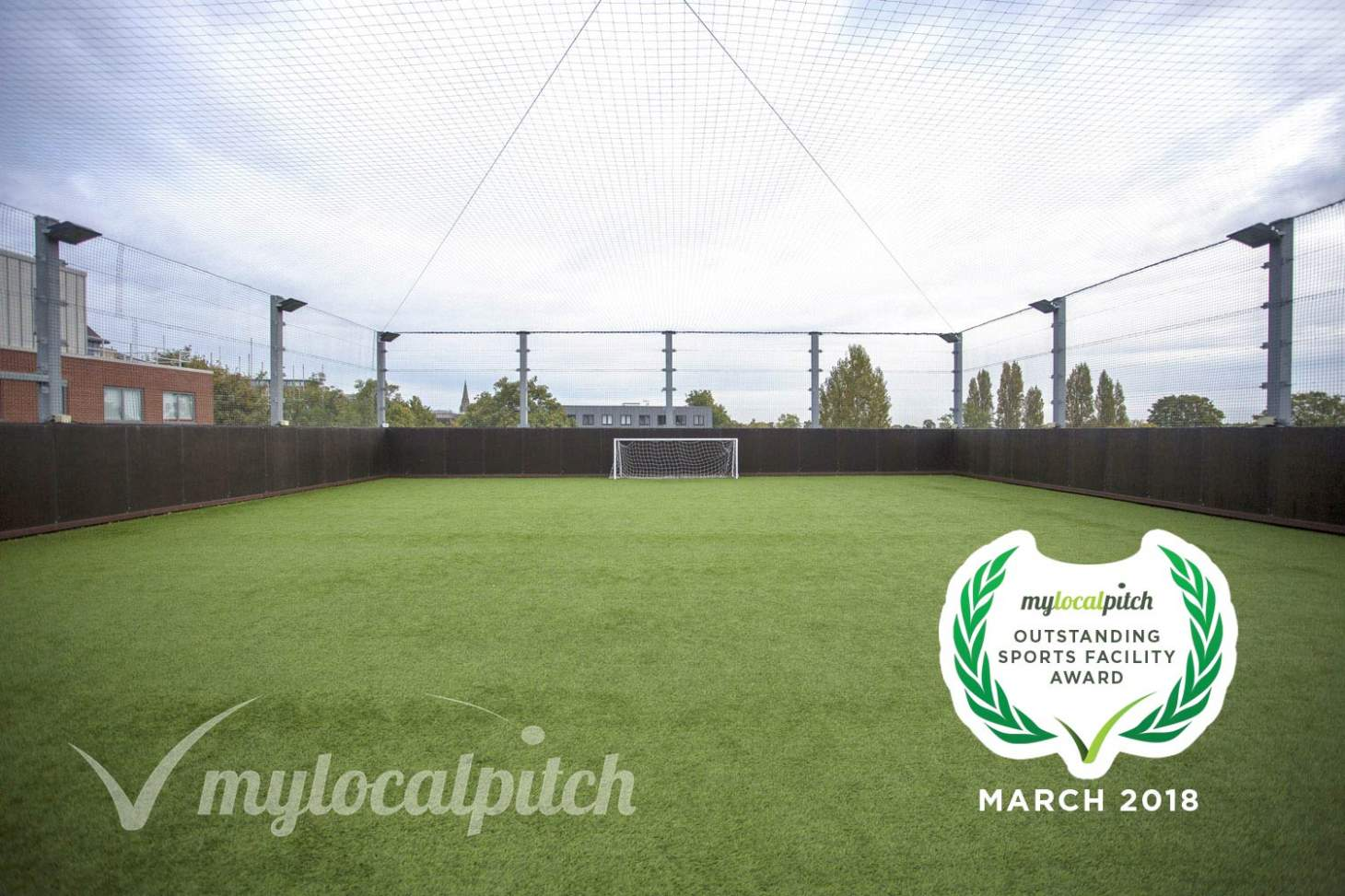Reach Academy Feltham 5 a side | 3G Astroturf football pitch