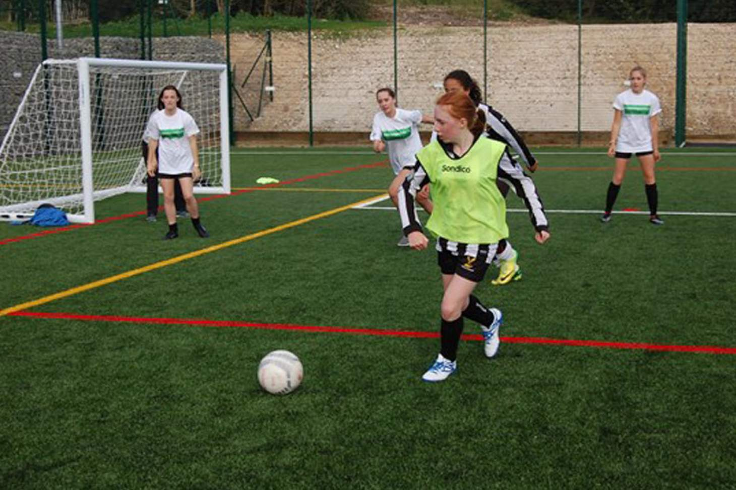 Dorothy Stringer School 7 a side | 3G Astroturf football pitch