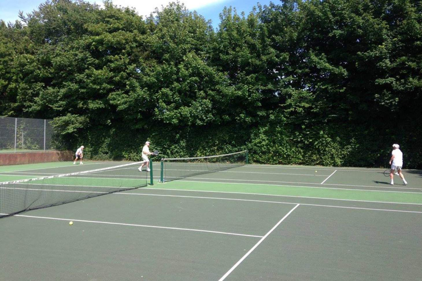 Hollingbury Park Outdoor | Hard (macadam) tennis court