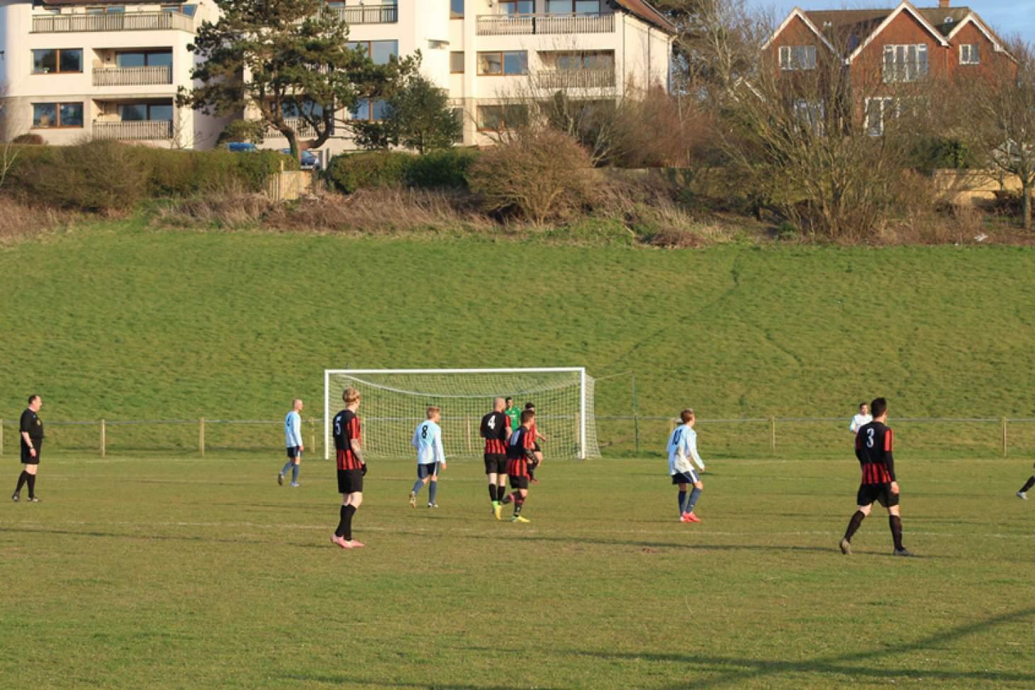 Rottingdean Football 11 a side | Grass football pitch