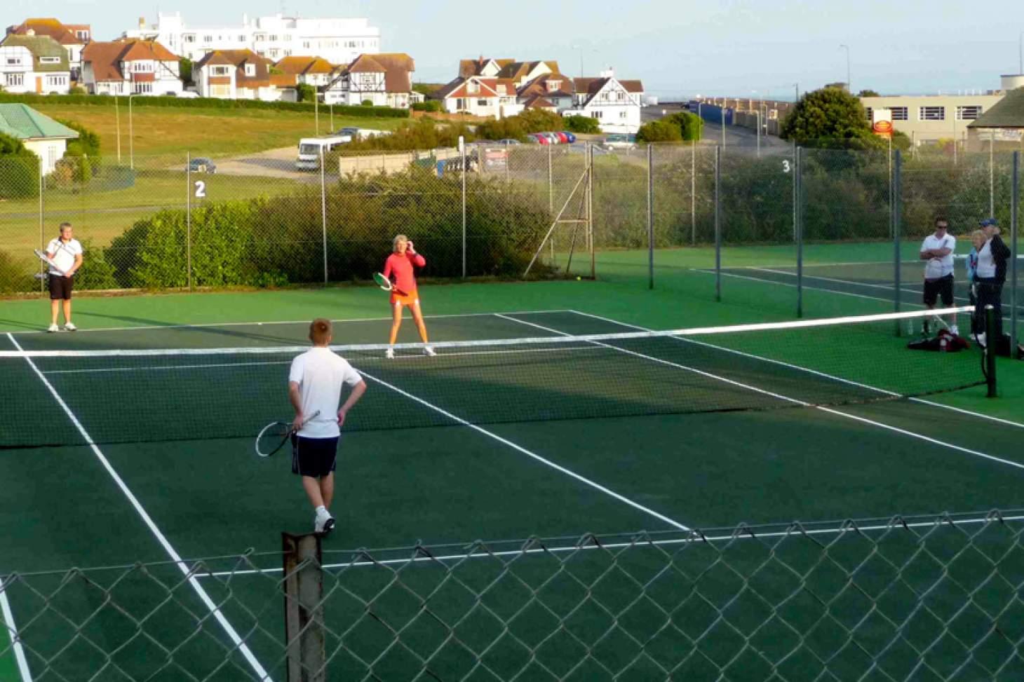 Saltdean Park Outdoor | Hard (macadam) tennis court