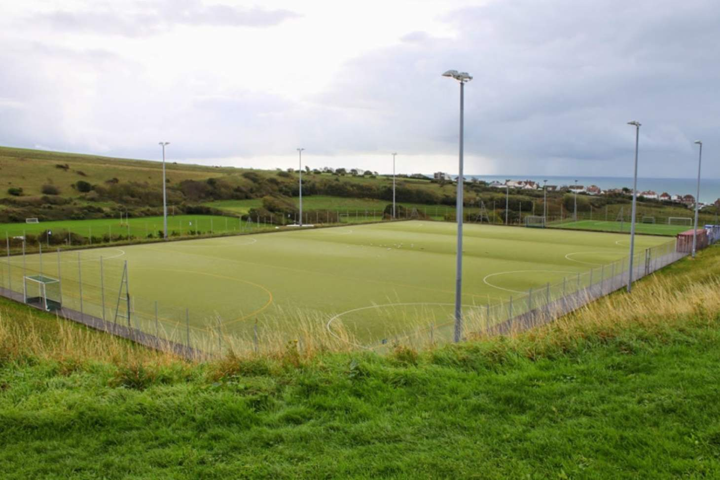 Stanley Deason Leisure Centre 7 a side | Astroturf football pitch