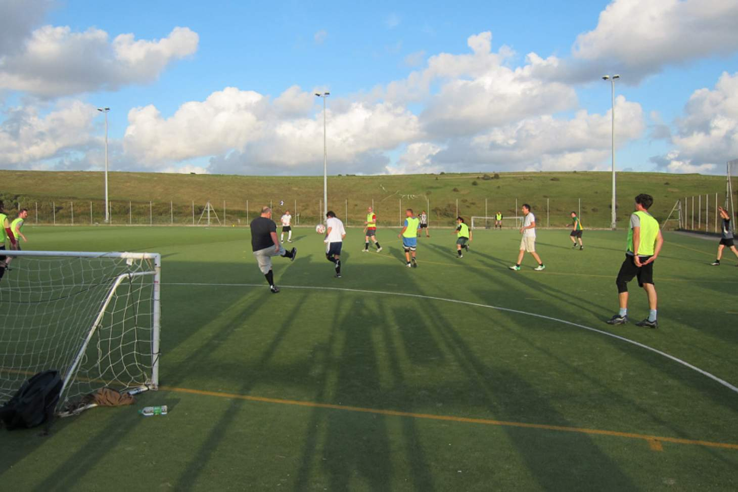 Stanley Deason Leisure Centre Outdoor | Astroturf hockey pitch