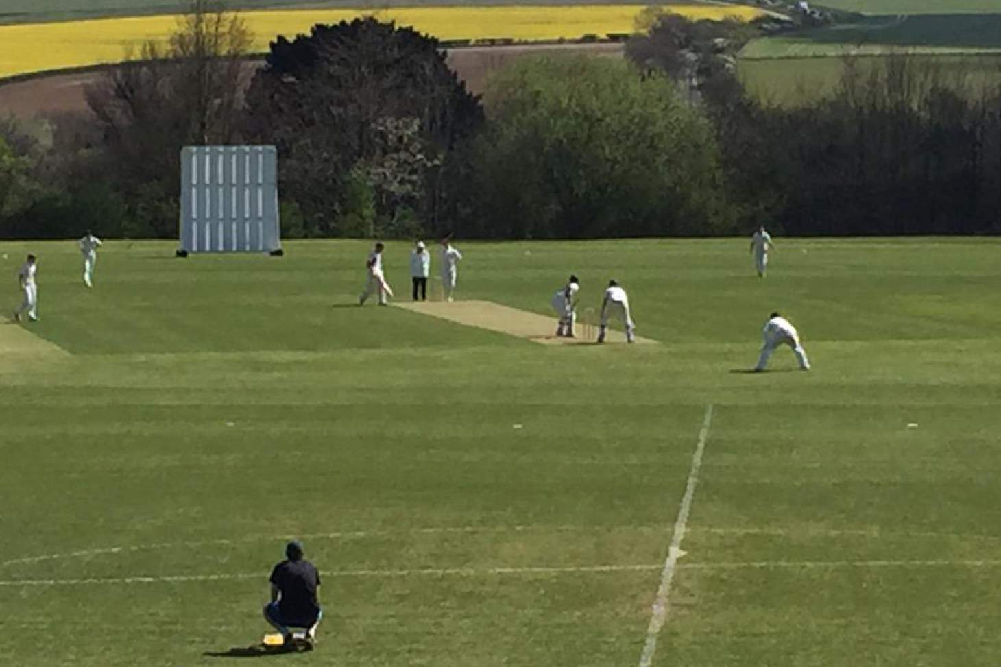 Falmer Sports Complex Full size | Grass cricket facilities
