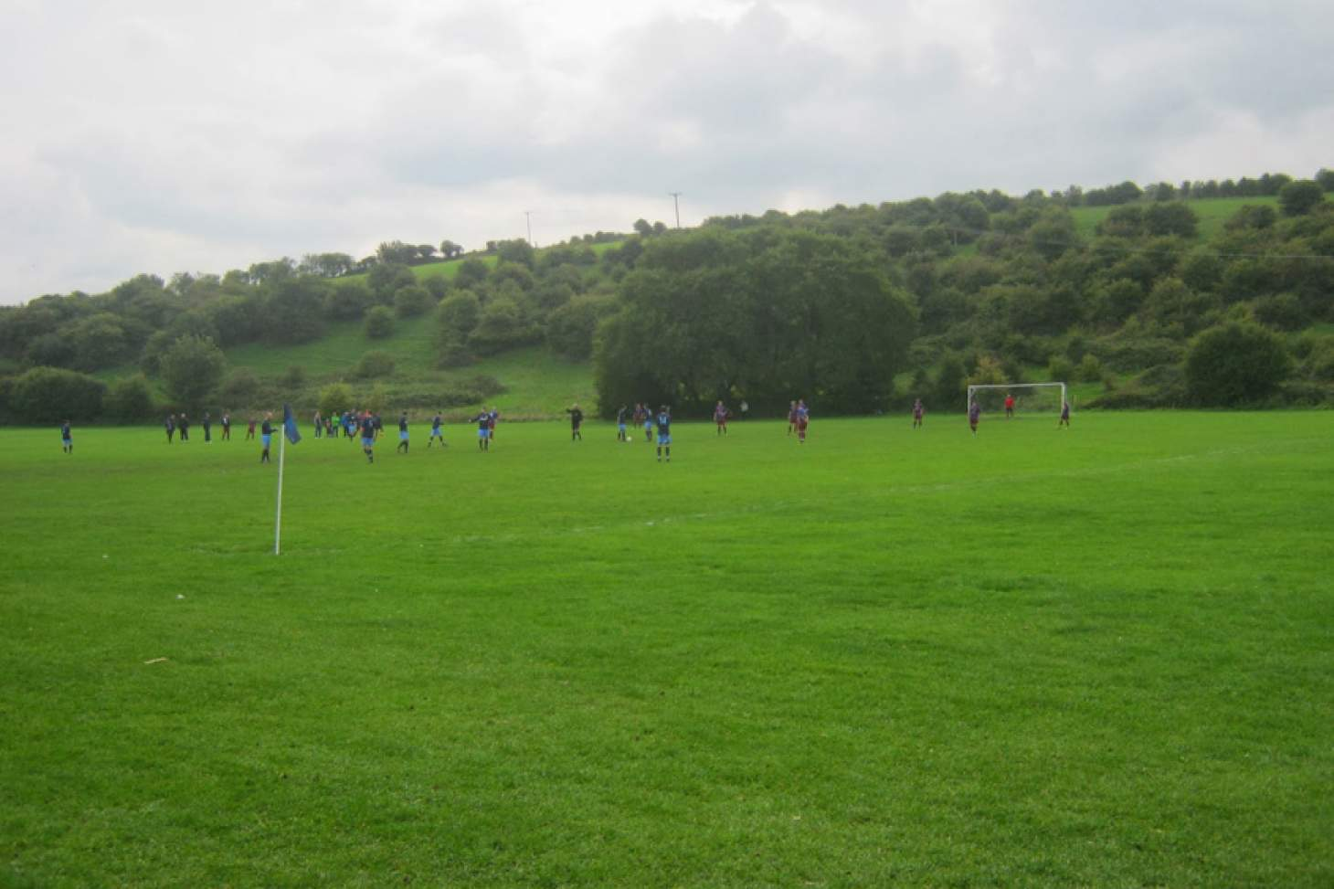 Happy Valley Recreation Ground 11 a side | Grass football pitch