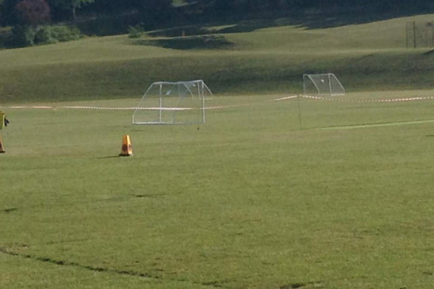 Longhill Sports Centre 11 a side | Grass football pitch