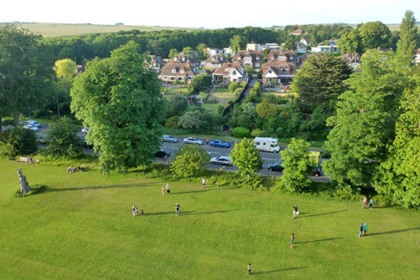 Patcham Place Recreation Ground Full size | Grass cricket facilities