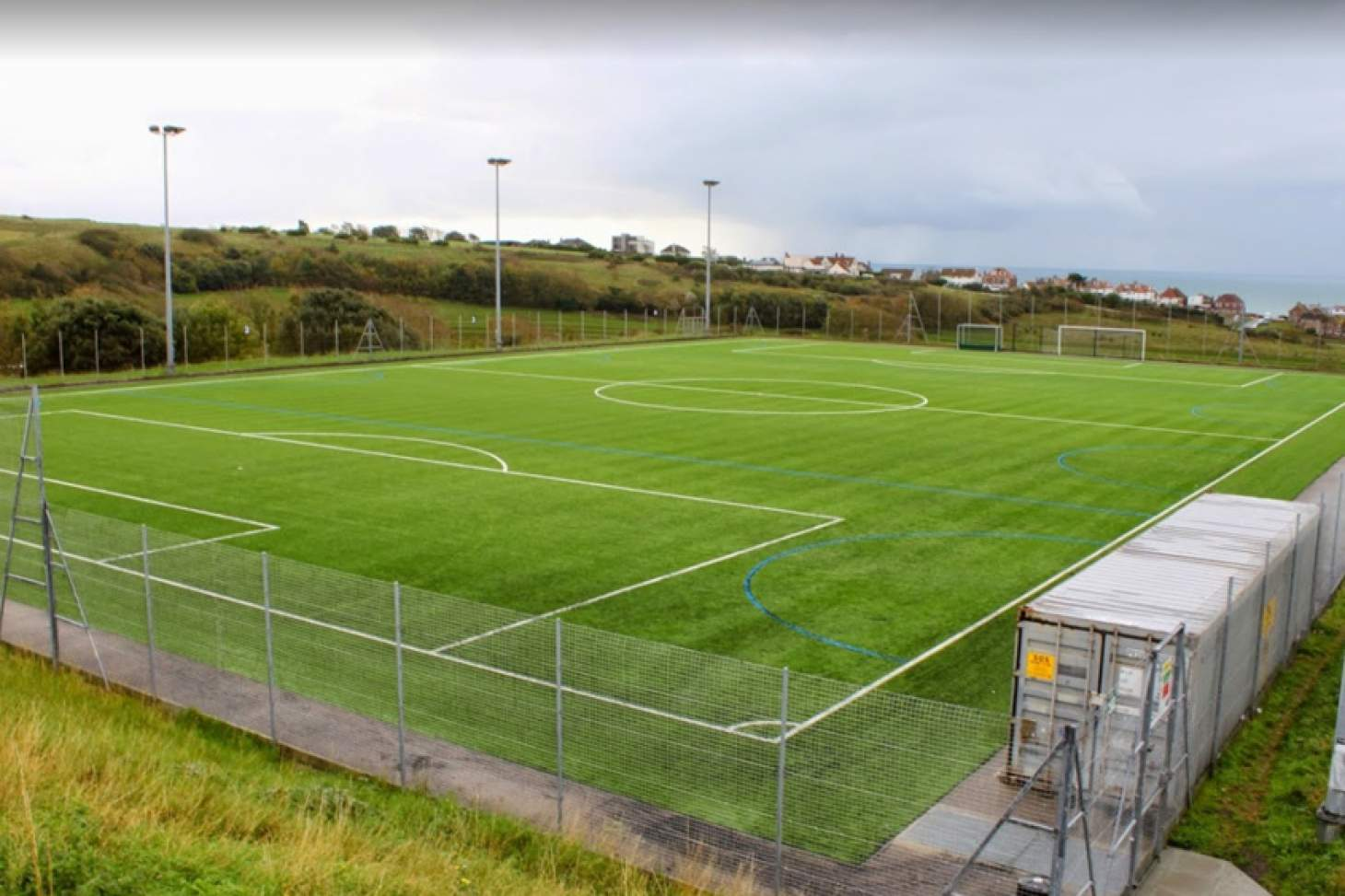 Stanley Deason Leisure Centre 5 a side | 3G Astroturf football pitch