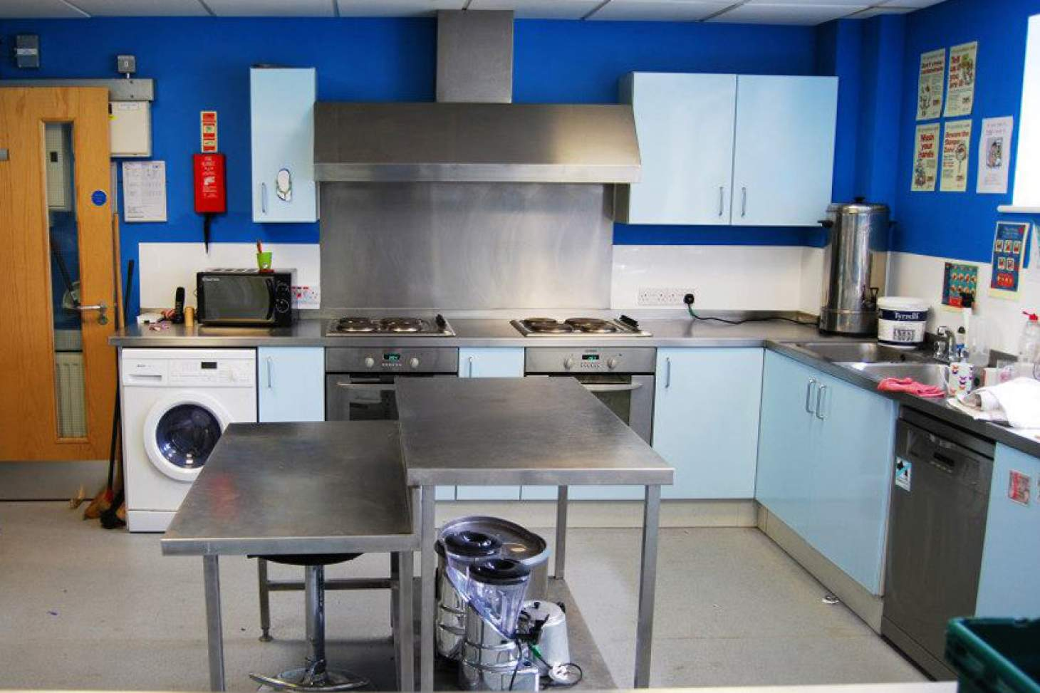 The Crew Club Kitchen space hire