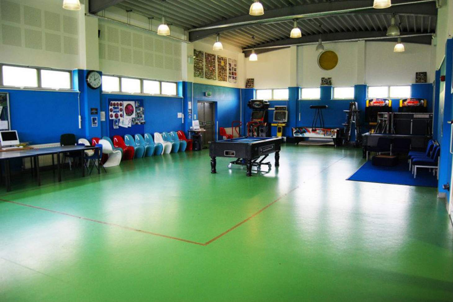 The Crew Club Sports hall space hire