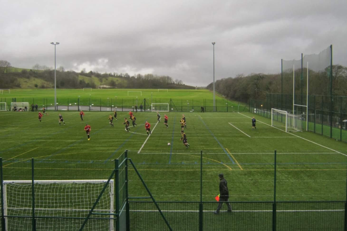 University Of Brighton (Falmer Campus) 7 a side   3G Astroturf football pitch