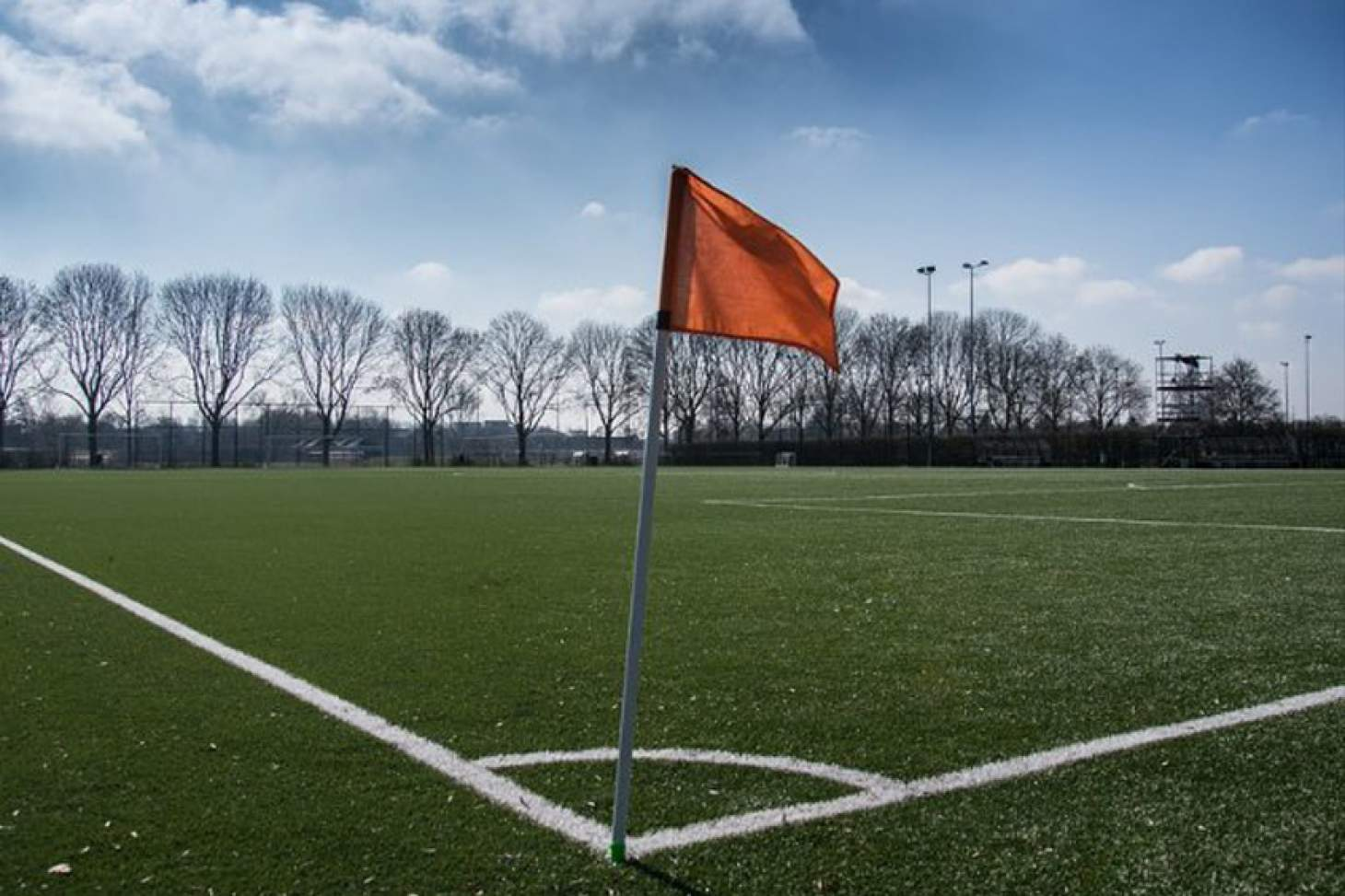 Waterhall Sports Ground 11 a side | Grass football pitch