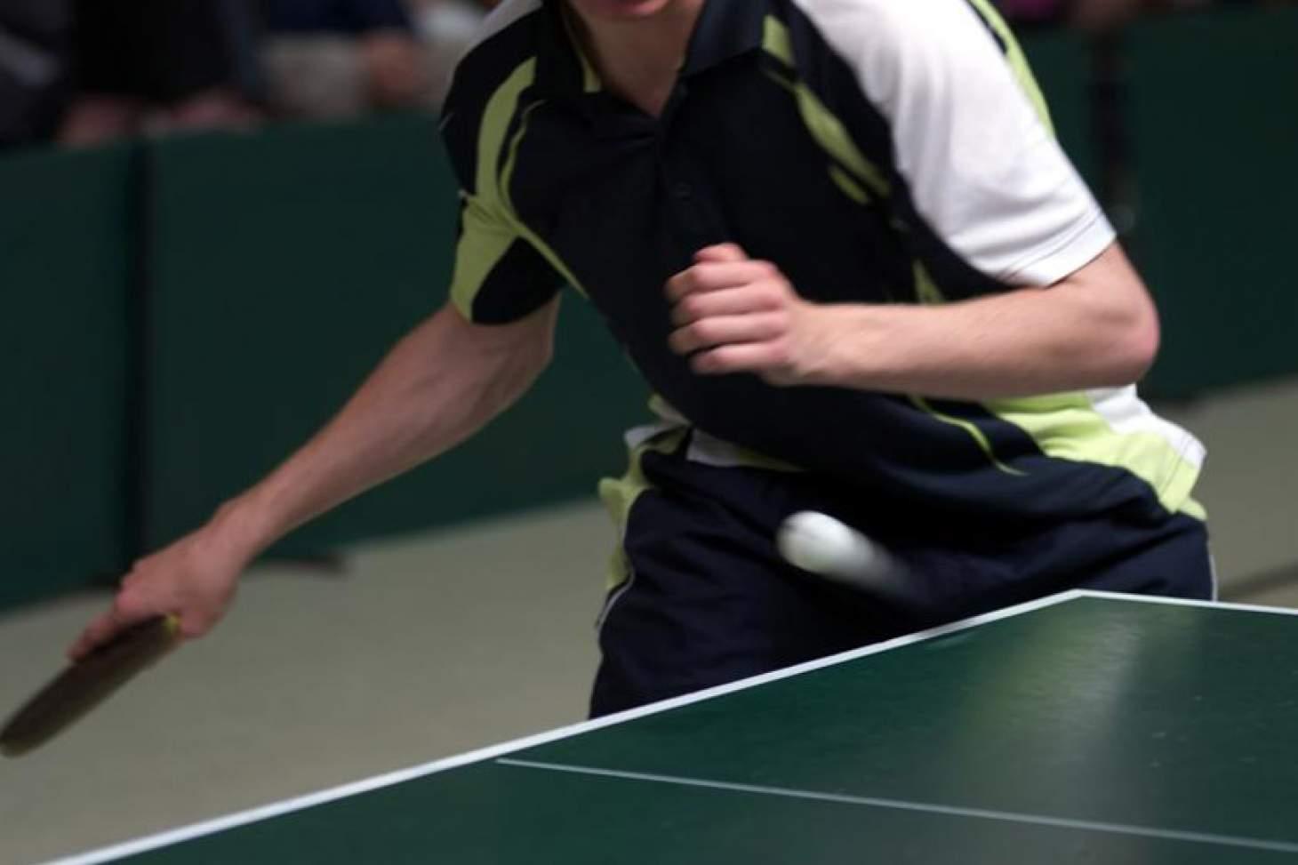 Erith Leisure Centre Table | Hard table tennis table