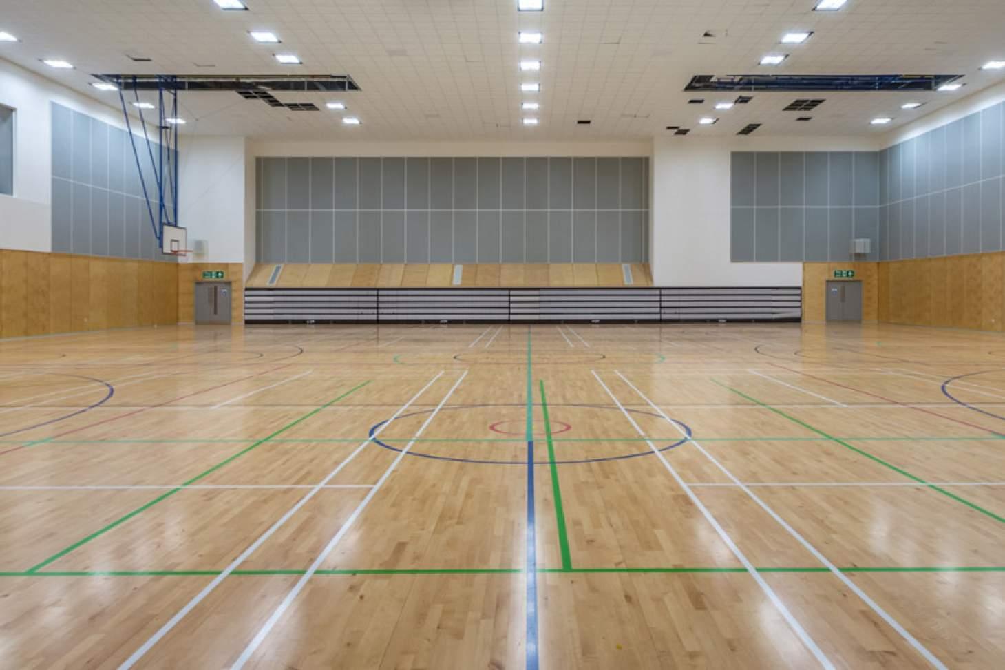 Kensington Leisure Centre Table | Hard table tennis table