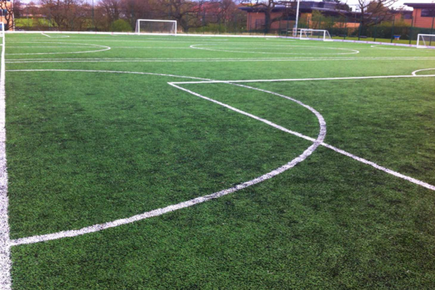 South Manchester Sports Club 7 a side | 3G Astroturf football pitch