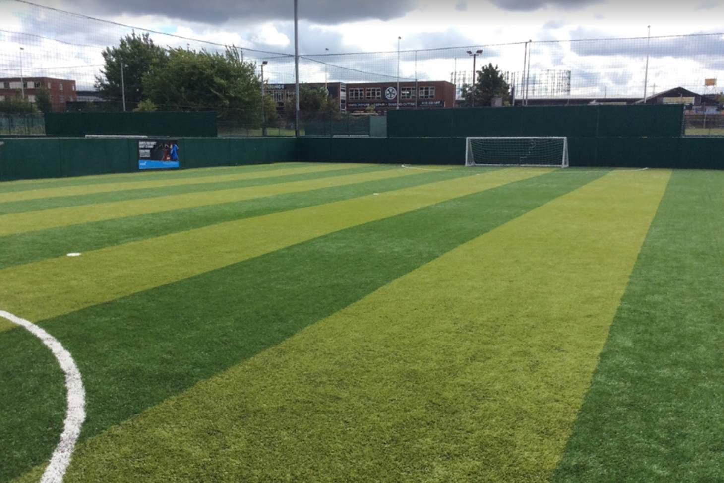 Powerleague Birmingham 5 a side   3G Astroturf football pitch