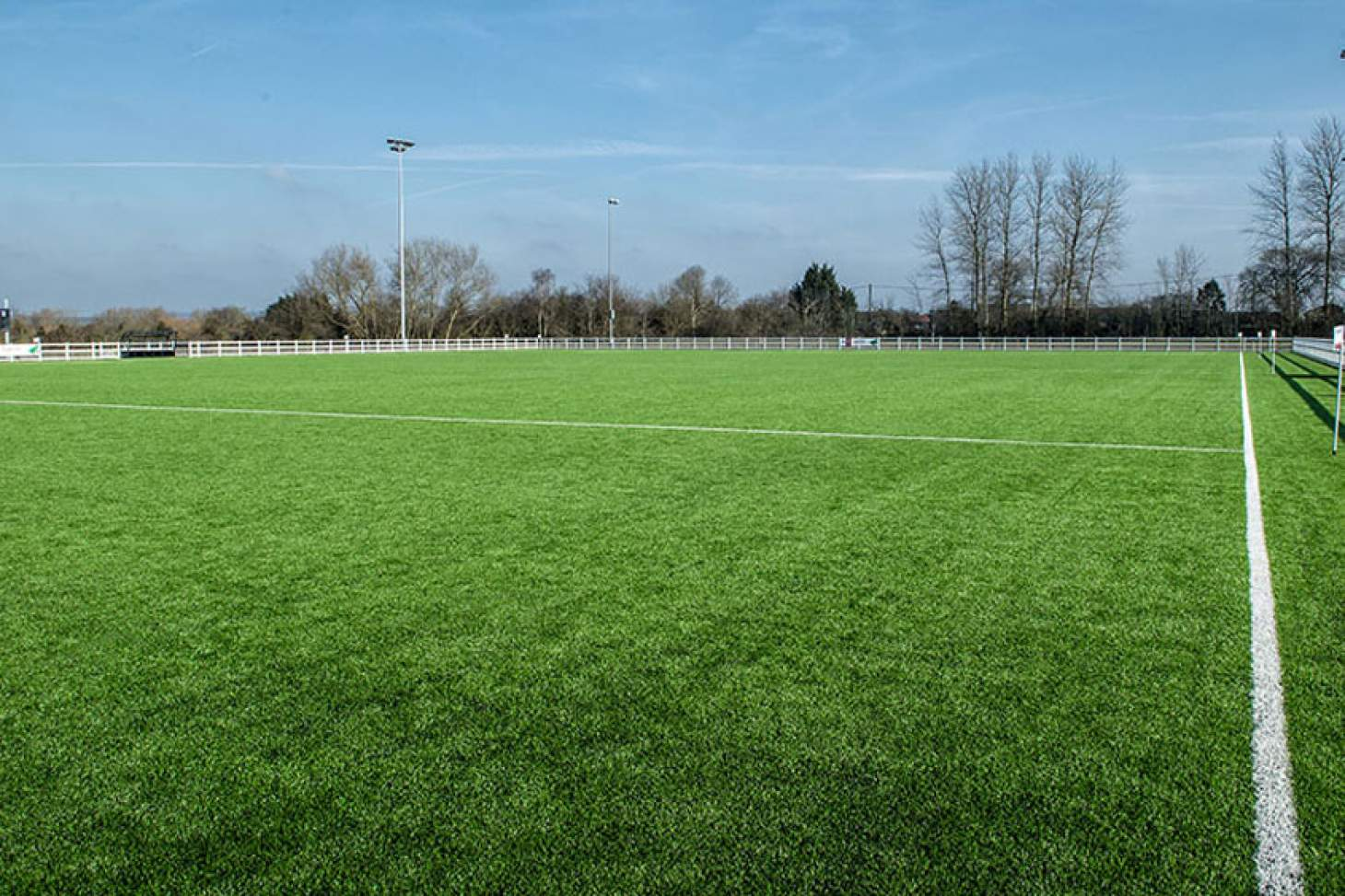 PlayFootball Bedford 5 a side   3G Astroturf football pitch