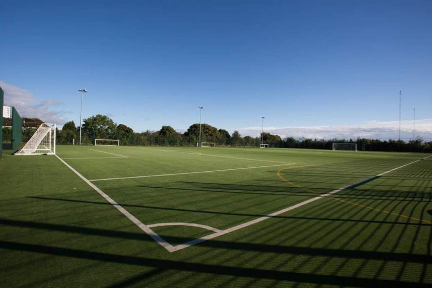 3D Health and Fitness Cardinal Hume 11 a side | Astroturf football pitch