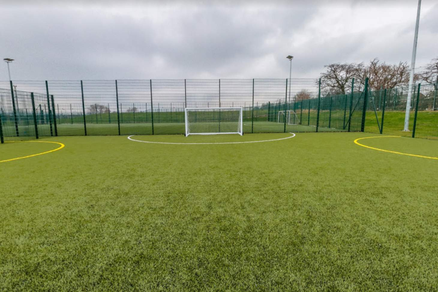 West Denton Leisure Centre 5 a side | 3G Astroturf football pitch