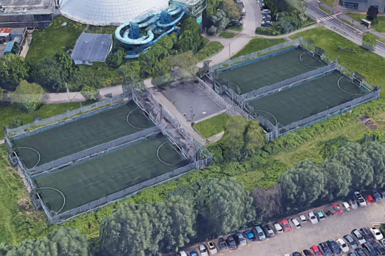 Oasis Leisure Centre 5 a side | 3G Astroturf football pitch