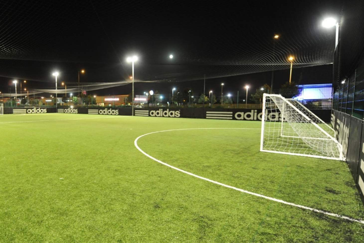PlayFootball Liverpool 7 a side | 3G Astroturf football pitch