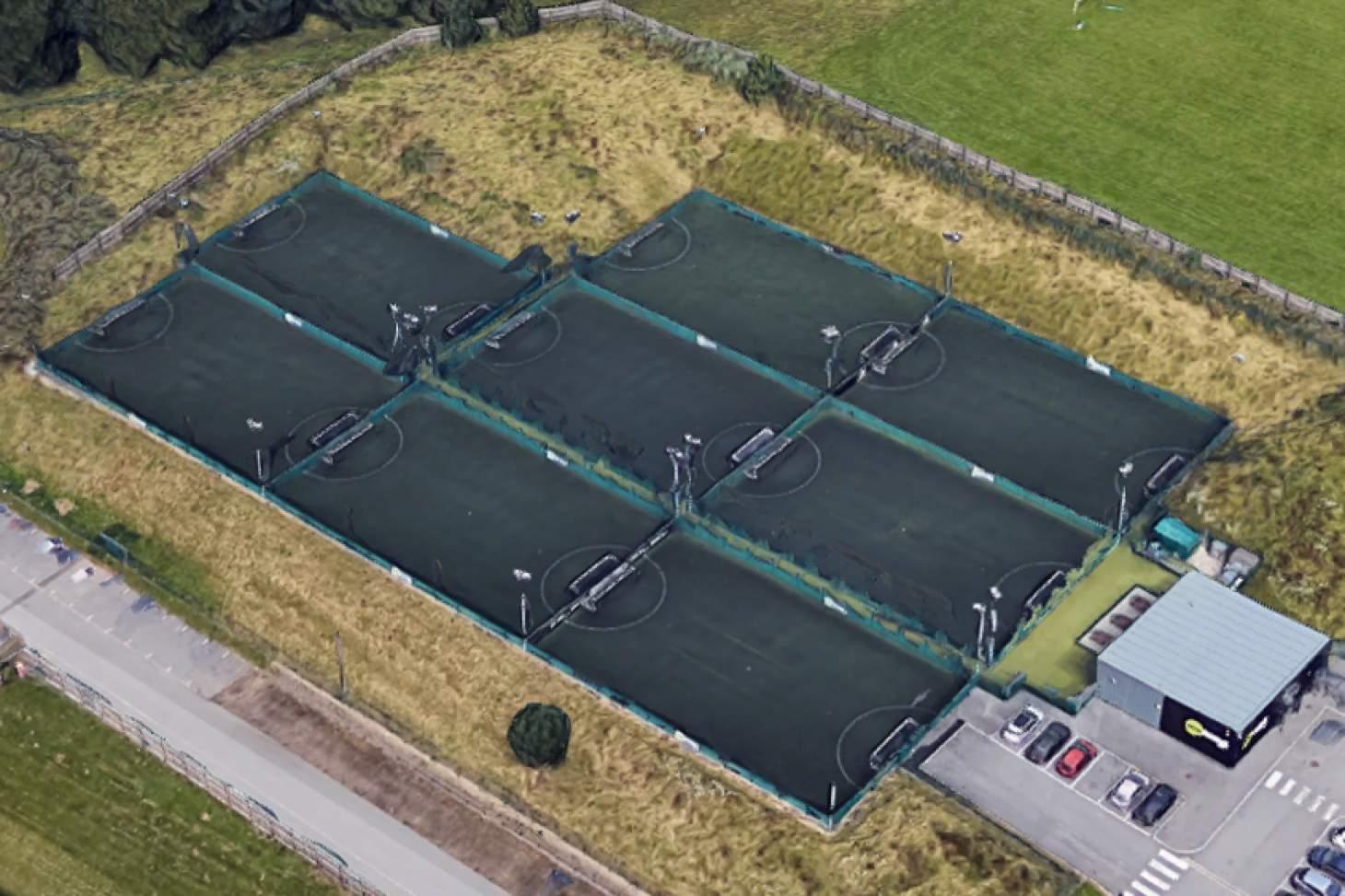 PlayFootball Nottingham 5 a side | 3G Astroturf football pitch