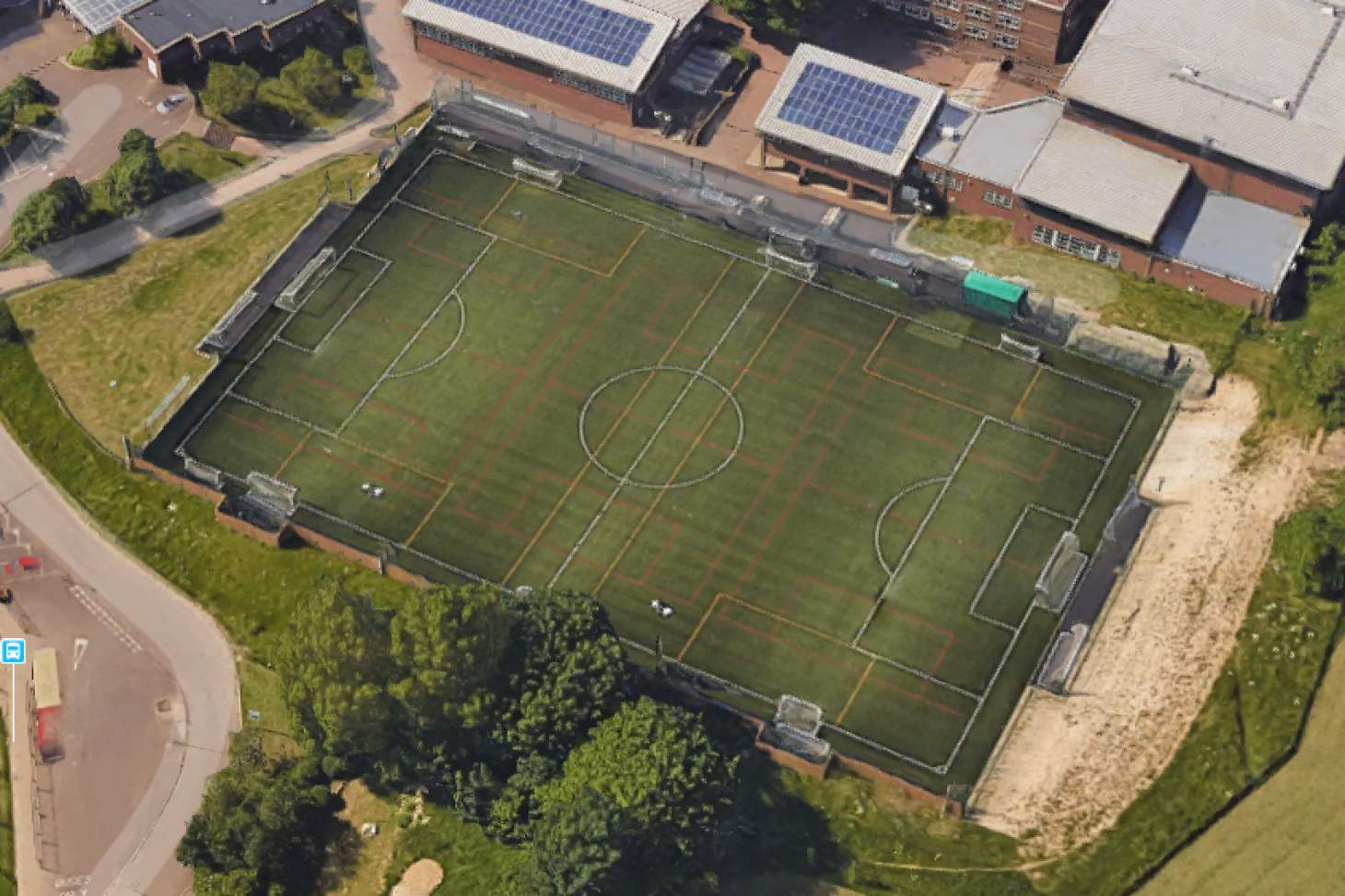 PlayFootball Brighton 6 a side | 3G Astroturf football pitch