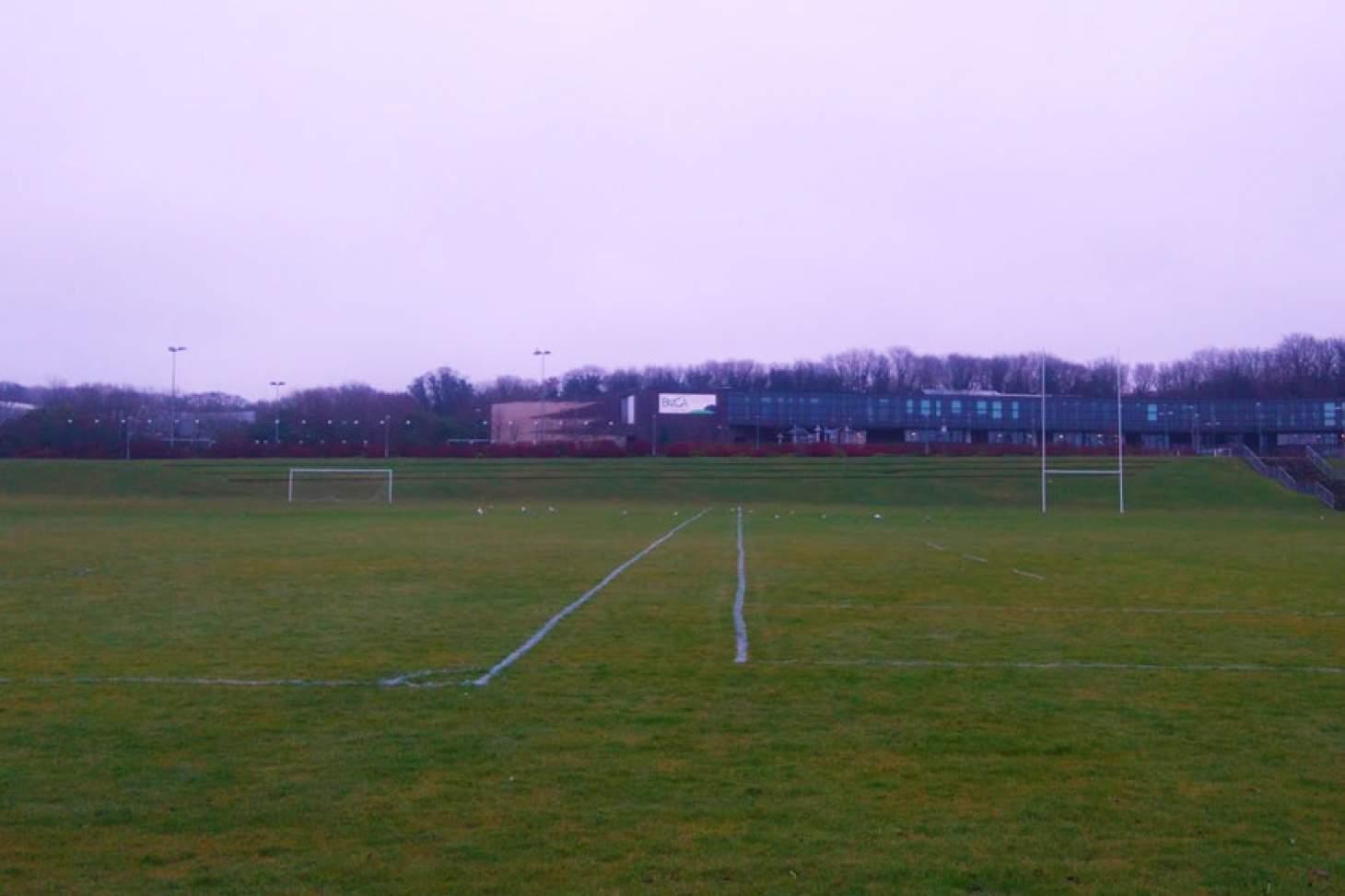 BACA Sports Centre 9 a side   Grass football pitch