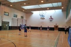 Belvedere College | Hard Badminton Court